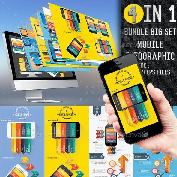 4 in 1 Bundle mobile of info graphic[Update]