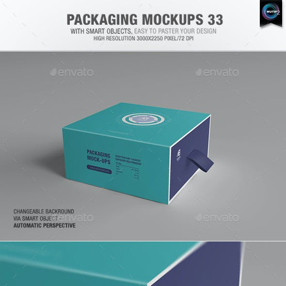 Packaging Mock-ups 33