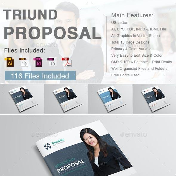 Triund Proposal