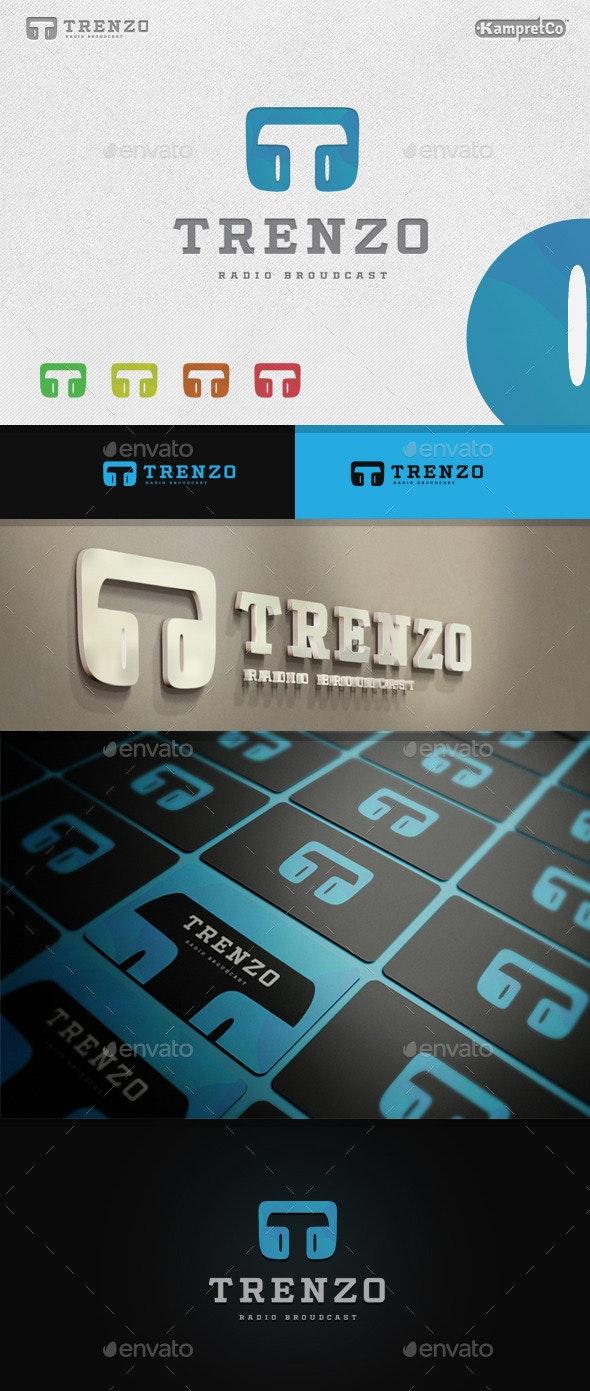 T Radio Logo - Letters Logo Templates