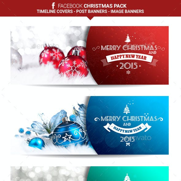 Facebook Christmas Pack