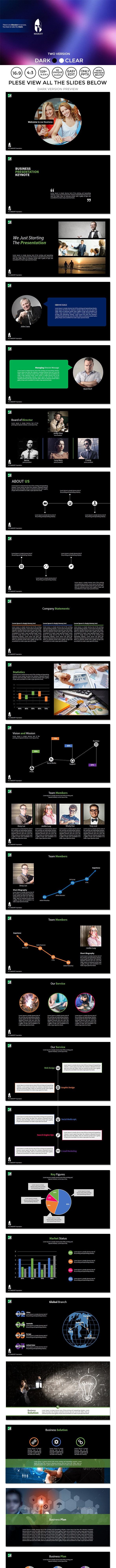 Maskoff PowerPoint Presentation 2013 for Business  - Business PowerPoint Templates