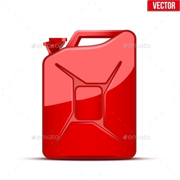 Fuel Canister
