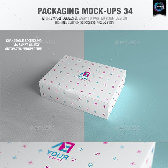 Packaging Mock-ups 34