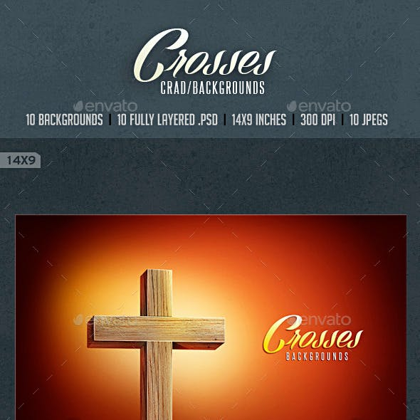 Crosses Card/backgrounds