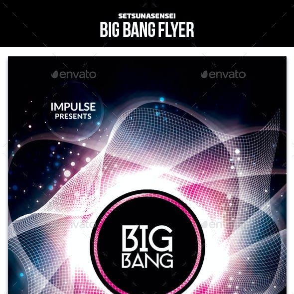 Big Bang Flyer