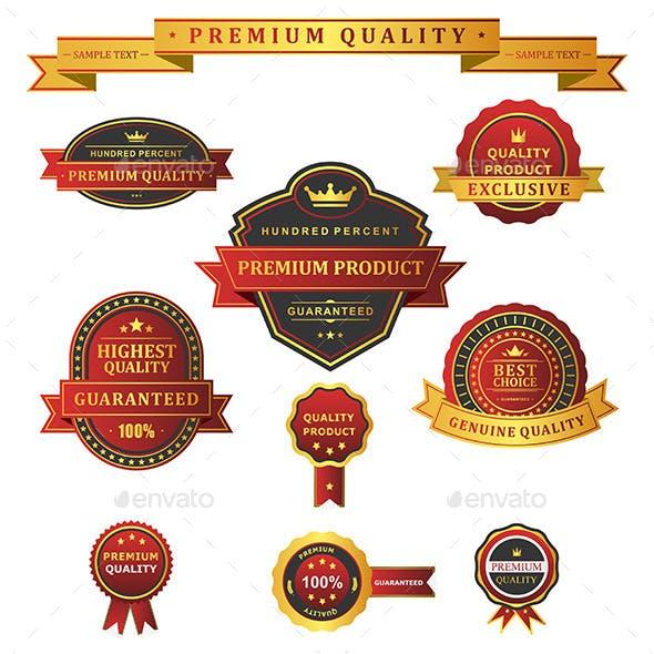 Label premium set