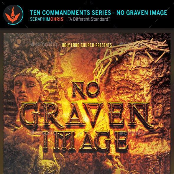 No Graven Image: CD Artwork Template