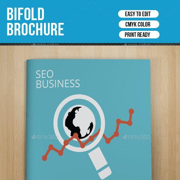 8 Pages SEO Business Brochure-V172