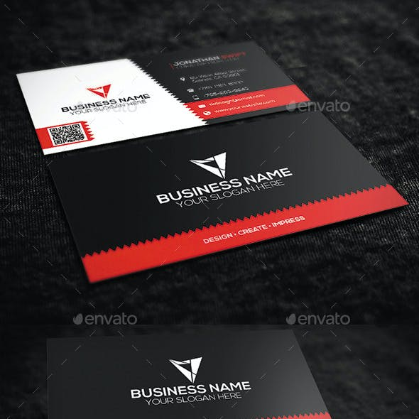 Corporate Business Card No.11
