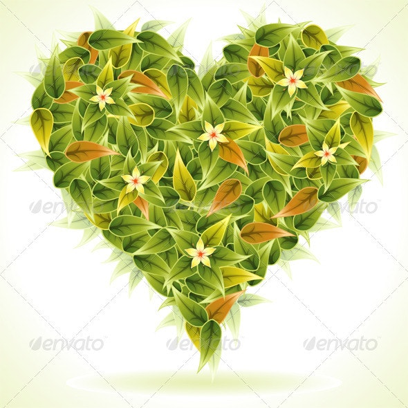 Valentines Day Heart - Valentines Seasons/Holidays