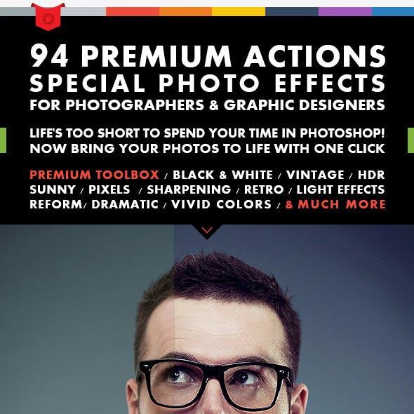 94 Premium Action
