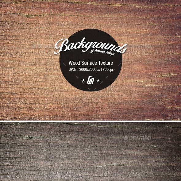 Wood Texture 004 - Wooden Background