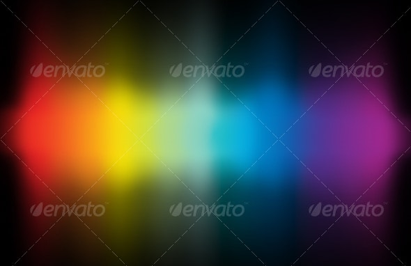 Abstract Spectrum Texture  - Backgrounds Graphics