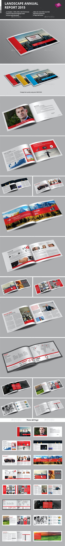 Landscape Annual Report 2015 - Informational Brochures