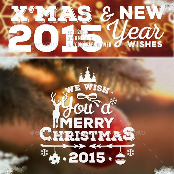 Xmas & New Year Wishes 2