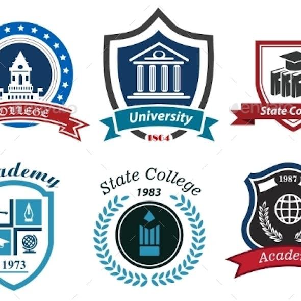Academy Emblems
