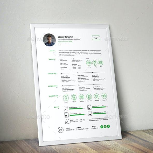 Stellar Resume CV