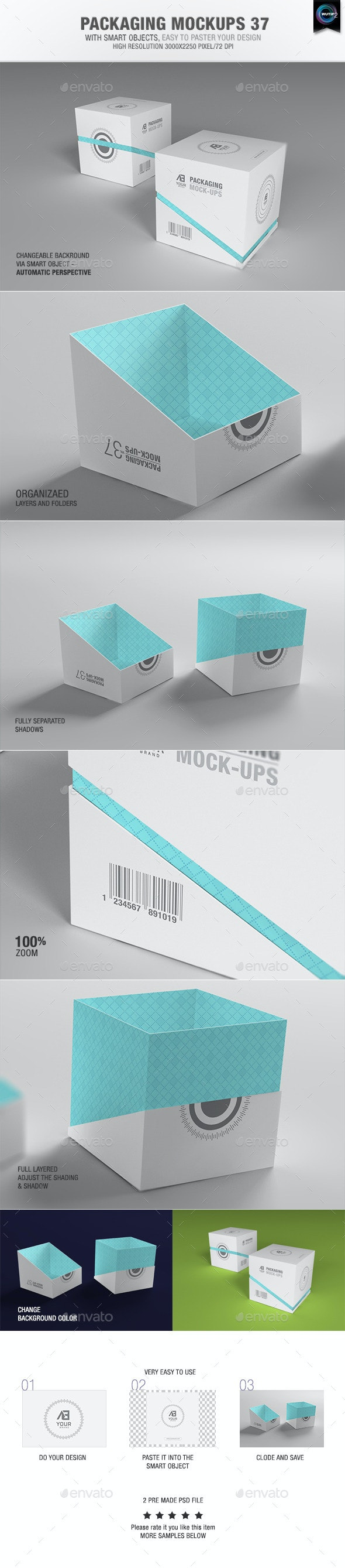 Packaging Mock-ups 37 - Packaging Product Mock-Ups