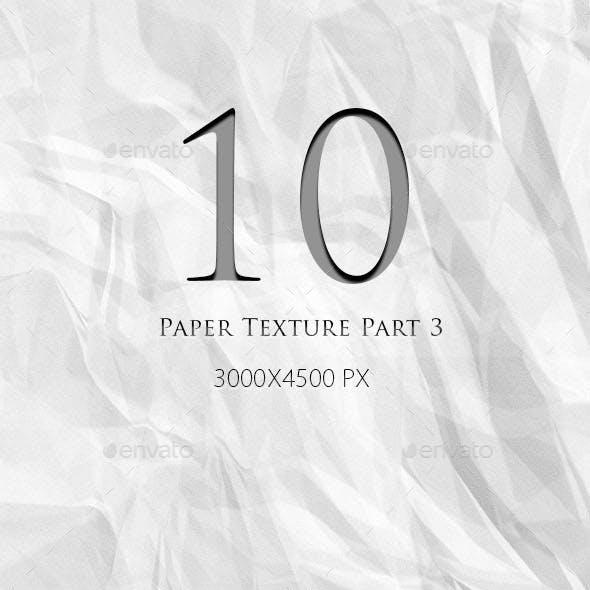 10 Paper Texture Part 3