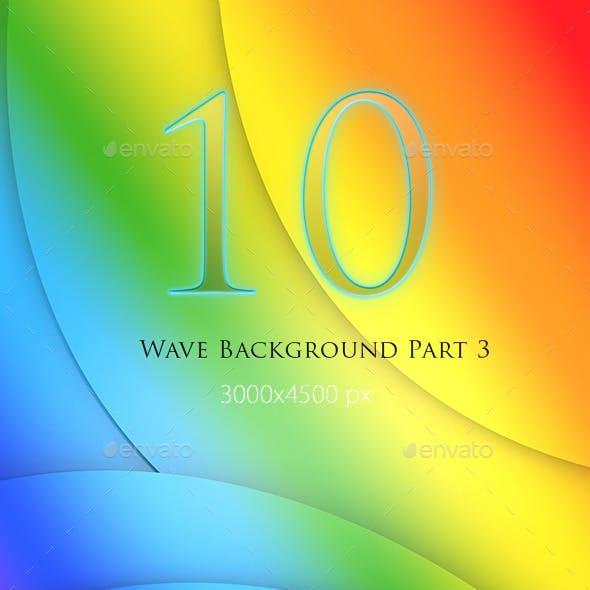 10 Wave Background Part 3
