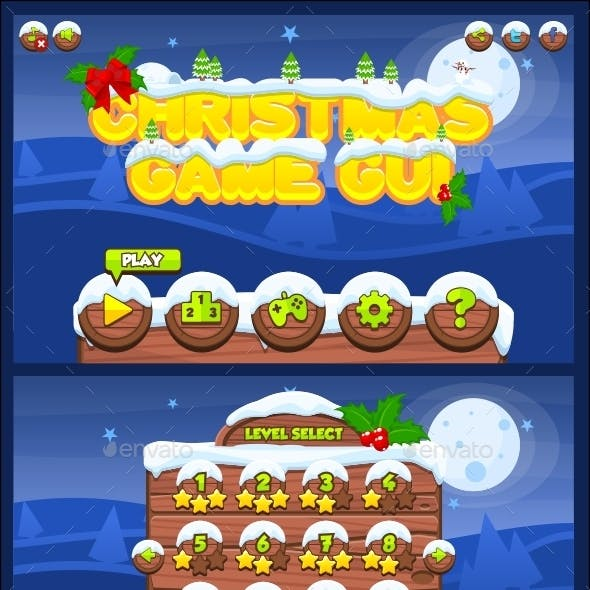 Christmas Game GUI