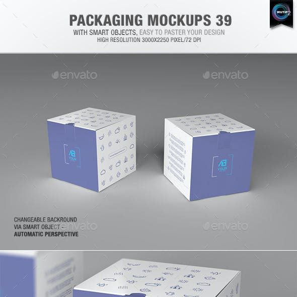 Packaging Mock-ups 39