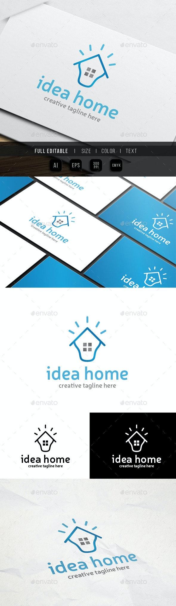 Idea Home Logo