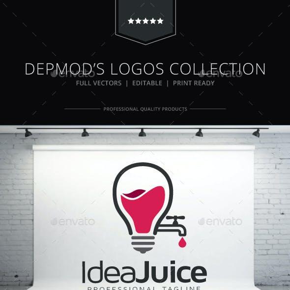 Idea Juice Logo