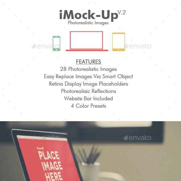 iMock-Up Photorealistic Images