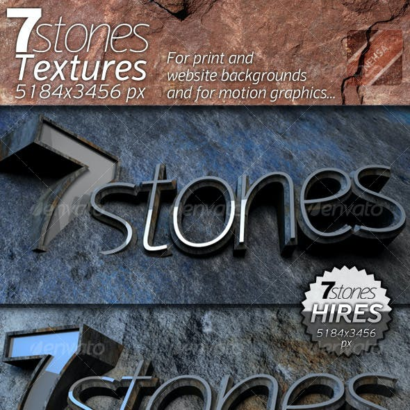 7stones - Texture package