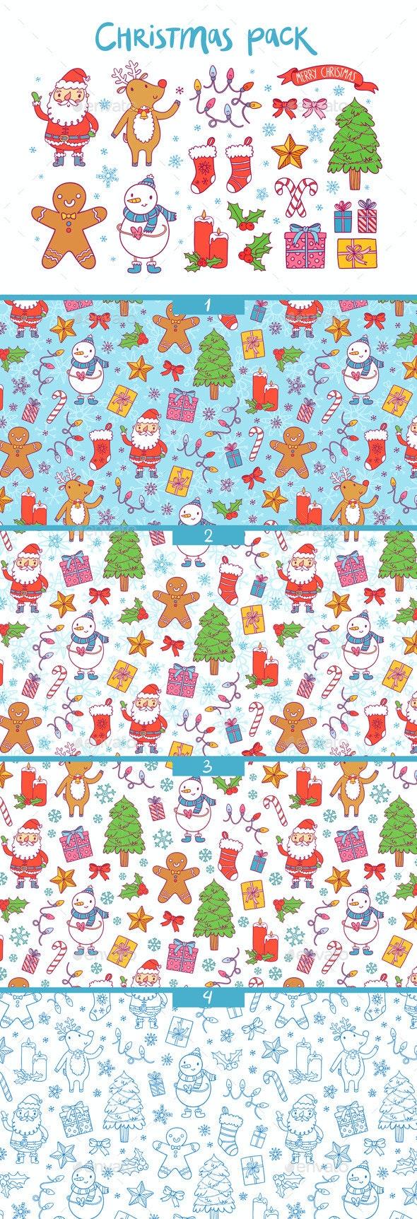 Christmas Pack - Christmas Seasons/Holidays