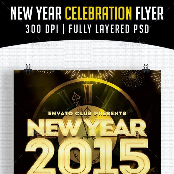 New Year Celebration 2015