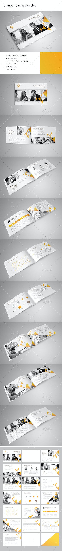 Orange Training Brochure - Catalogs Brochures