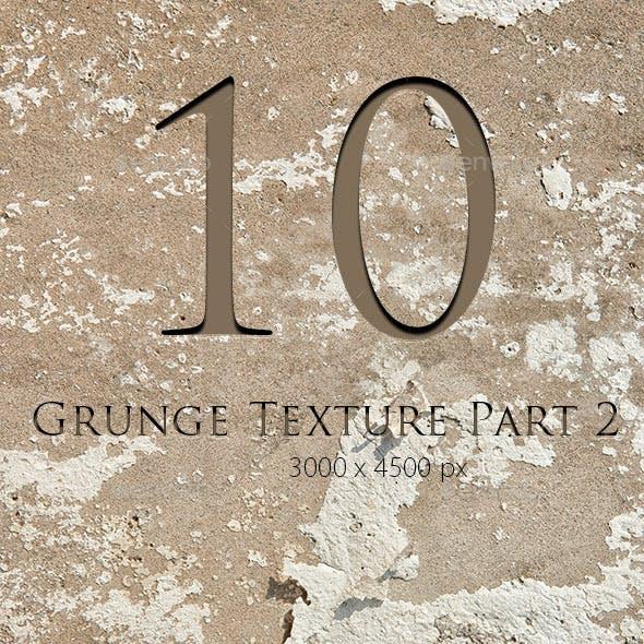 10 Grunge Texture Part 2