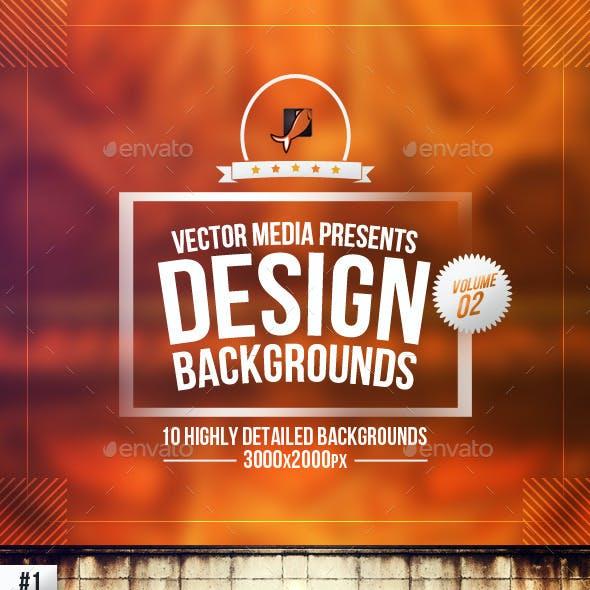 Design Backgrounds [Vol.2]