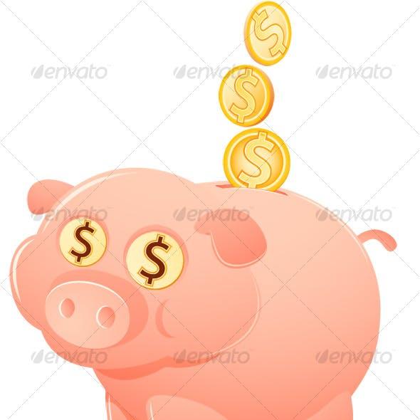 Feeding the Piggy Bank