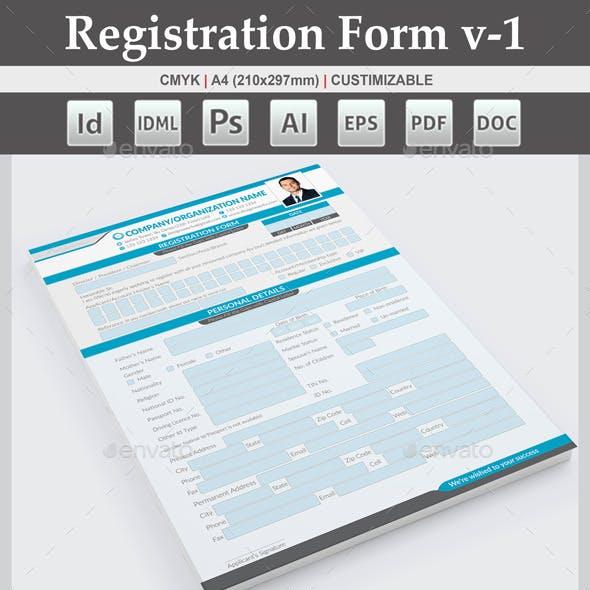 Registration Form v-1