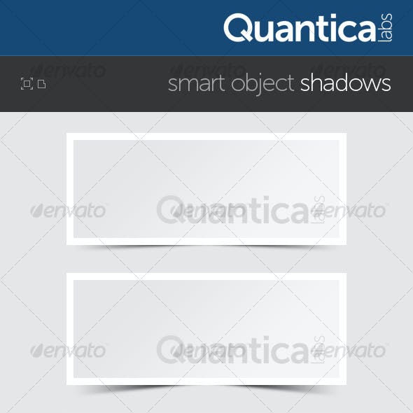 Smart Object Shadows For Web Boxes