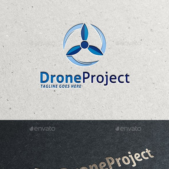 Drone Project Logo