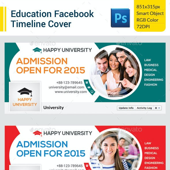 Education Facebook Timeline Cover