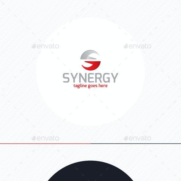 Synergy Logo Letter S