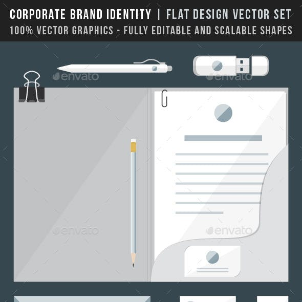 Corporate Brand Identity Elements