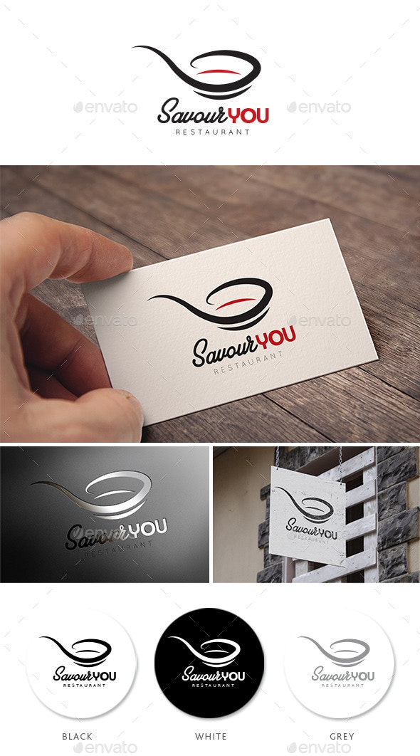Savour You Logo