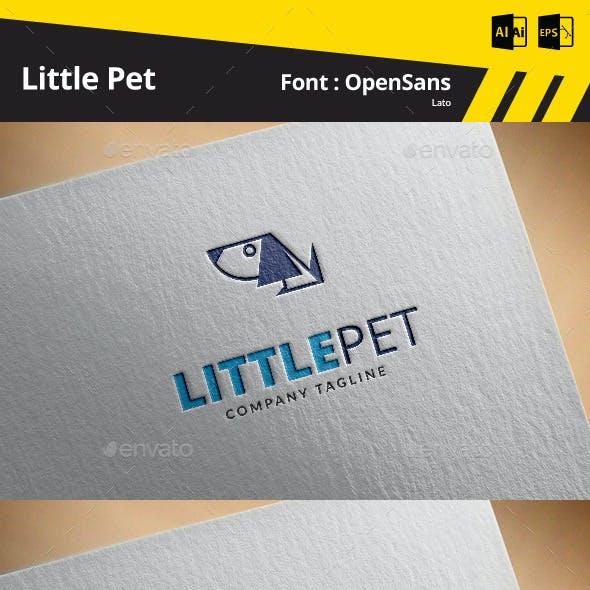 Little pet Logo Template