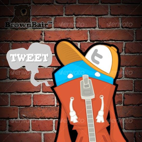 Twitter Personalities - MC