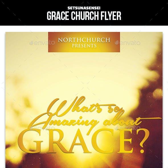 Grace Church Flyer