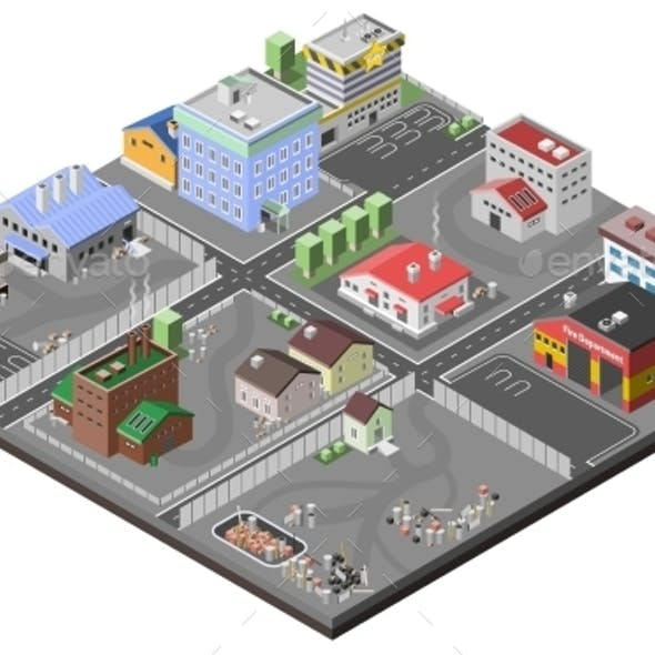 Industrial Area Concept