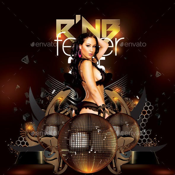 2015 Modern Rnb Fever Party In Club