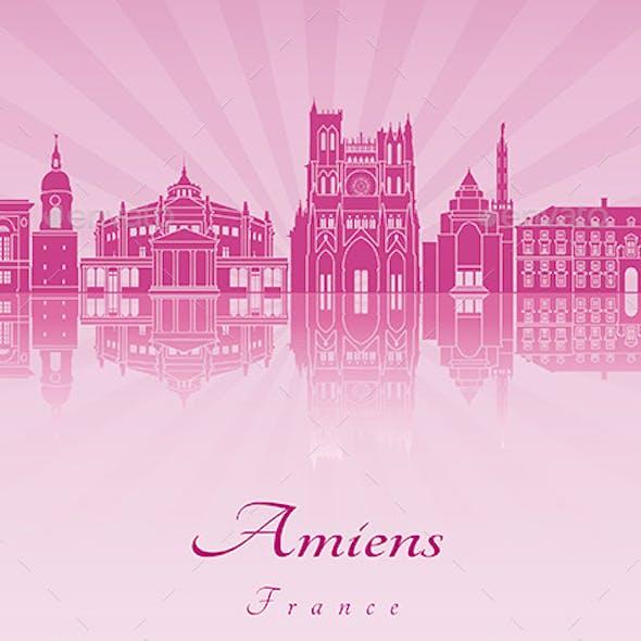 Amiens Skyline
